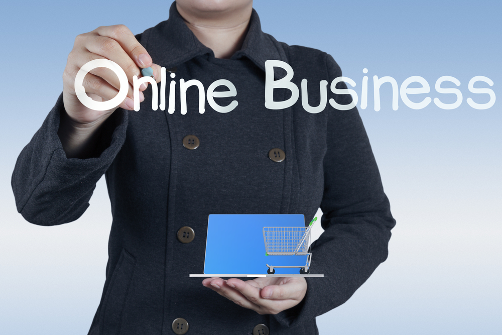 การทำธุรกิจออนไลน์